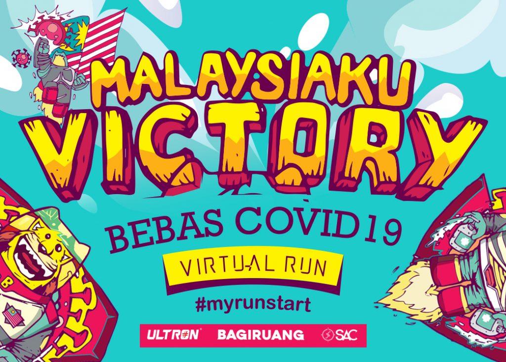 Malaysiaku Victory Run