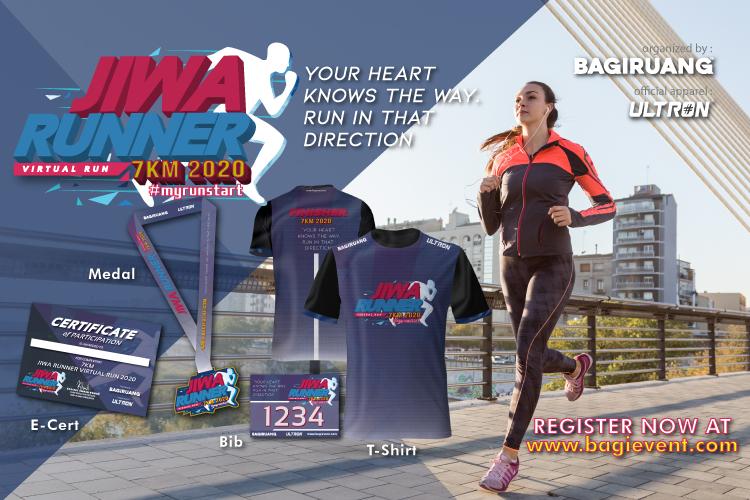 Jiwa Runner 2020